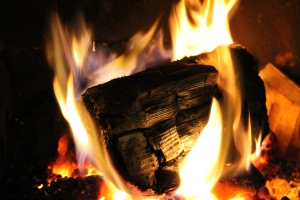 Open Wood burning releases toxic pollutants such as Particulate Matter